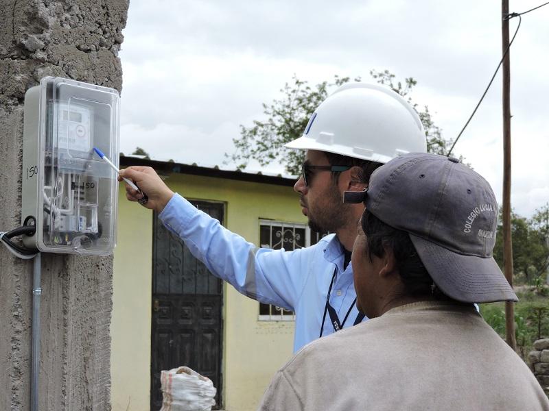 EERSA realiza fiscalización para asegurar la calidad de proyectos