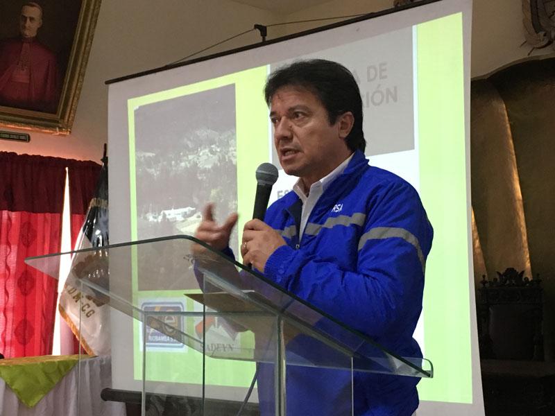 EERSA presentó estudios para proyecto de Subestación Balsayán