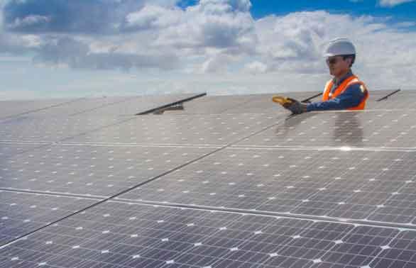 Micro generación fotovoltaica permitirá el autoabastecimiento de energía eléctrica