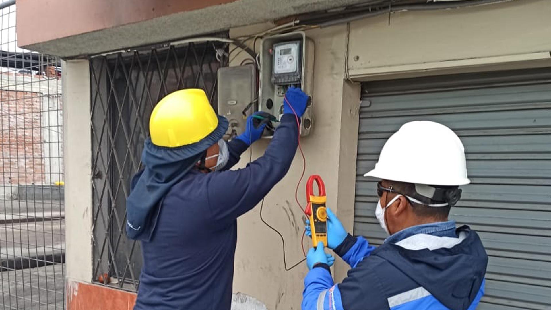 EERSA garantiza el servicio eléctrico en emergencia sanitaria