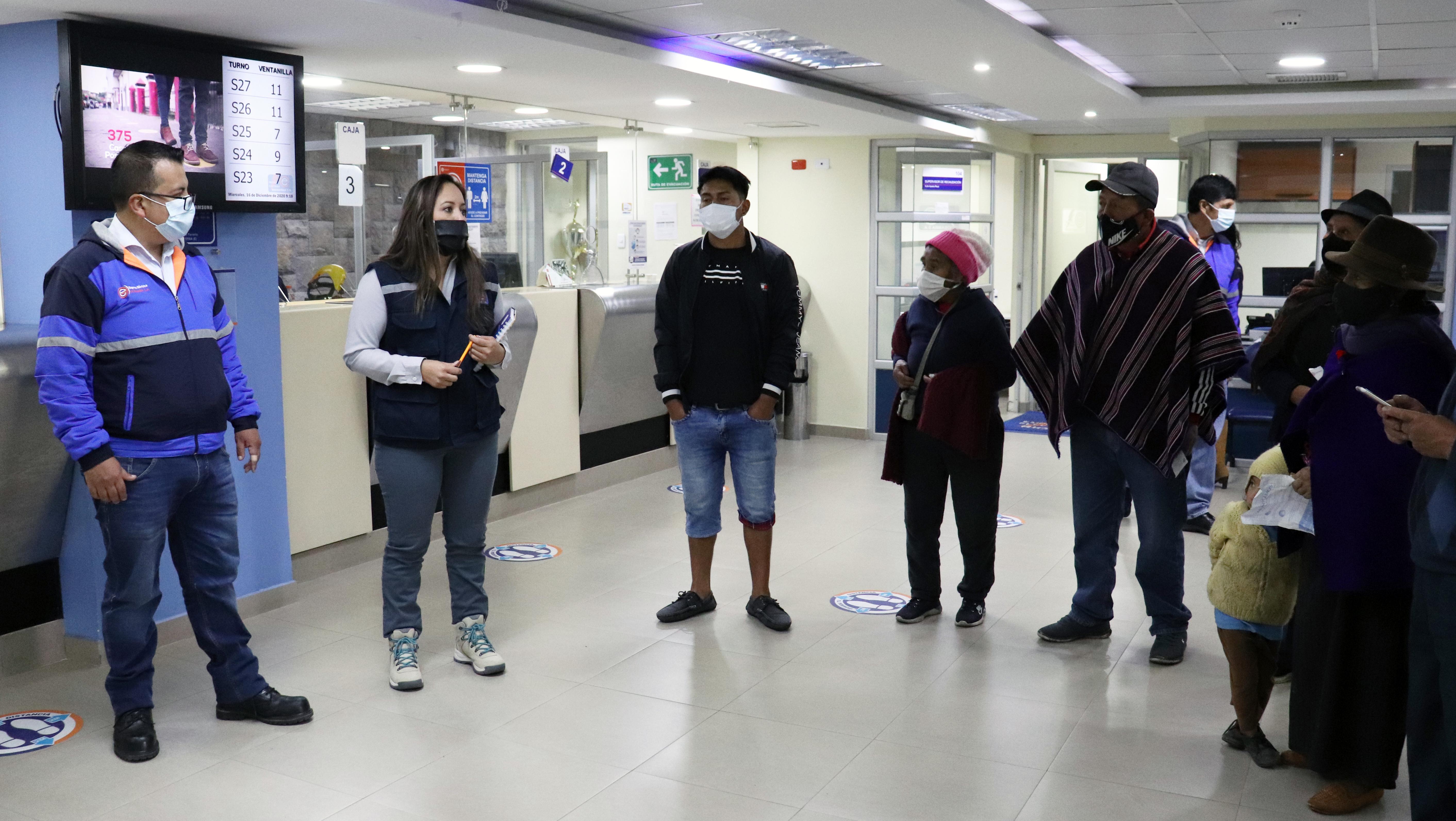 Aclaratoria: EERSA ejecutó simulacro en su edificio administrativo