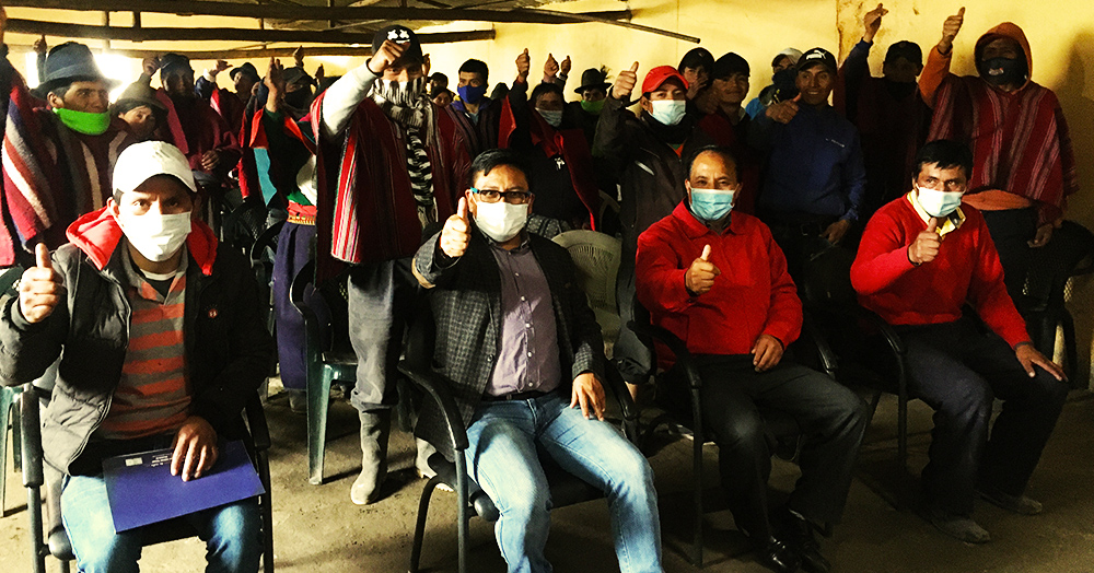 800 moradores de Guamote beneficiados con proyecto eléctrico